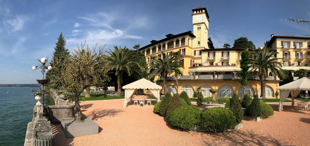 Grand Hotel Fasano Gardone Riviera Turnagain Blog