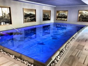 Indoor pool keller  Seceda, Val Gardena - turnagain blog