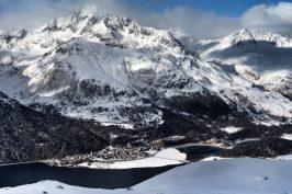 Nira Alpina, Piz Corvatsch