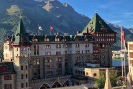 Badrutt´s Palace, St. Moritz