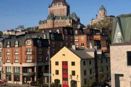 Auberge Saint-Antoine, Québec
